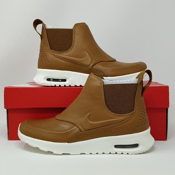 Nike W Air Max Thea Mid Ale Brown White 859550-200